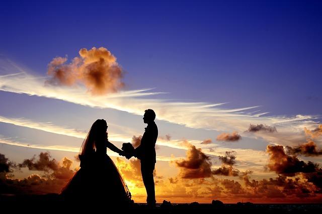 So wird es was mit der Heirat