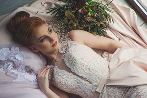 Diese Mythen über Hochzeitsplanung sind SO wahr - Frisur hochgesteckt