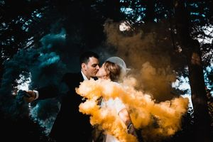 Musikalische Unterhaltung - Kissing Smoke