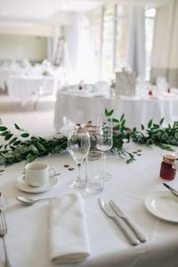 Eine Hochzeit mit wenig Gästen - Wenig Planung