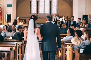 Diese Hochzeitslieder gehören einfach dazu - Einzug in die Kirche