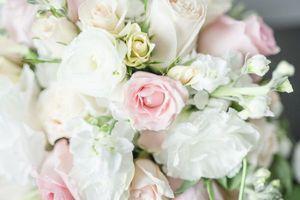 Kann ich zur Hochzeit Blumen versenden - Blumenstrauß