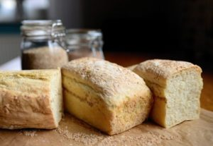 Brot ist gern gesehen